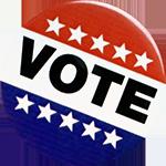 voter registration button image